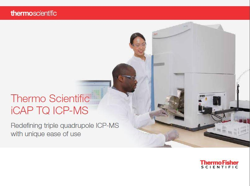 NOU: iCAP™ TQ ICP-MS