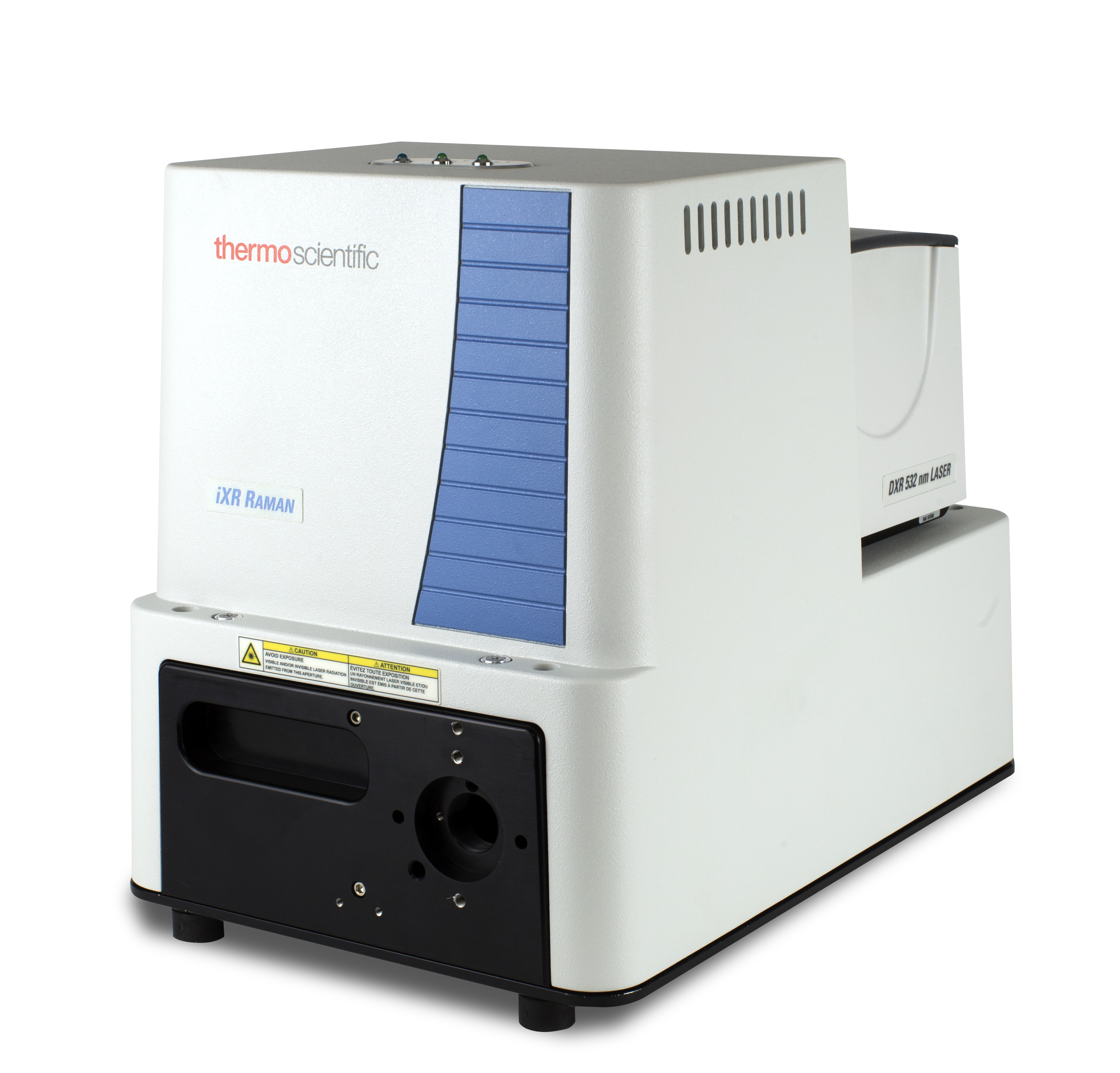 NOU: Spectrometru iXR Raman